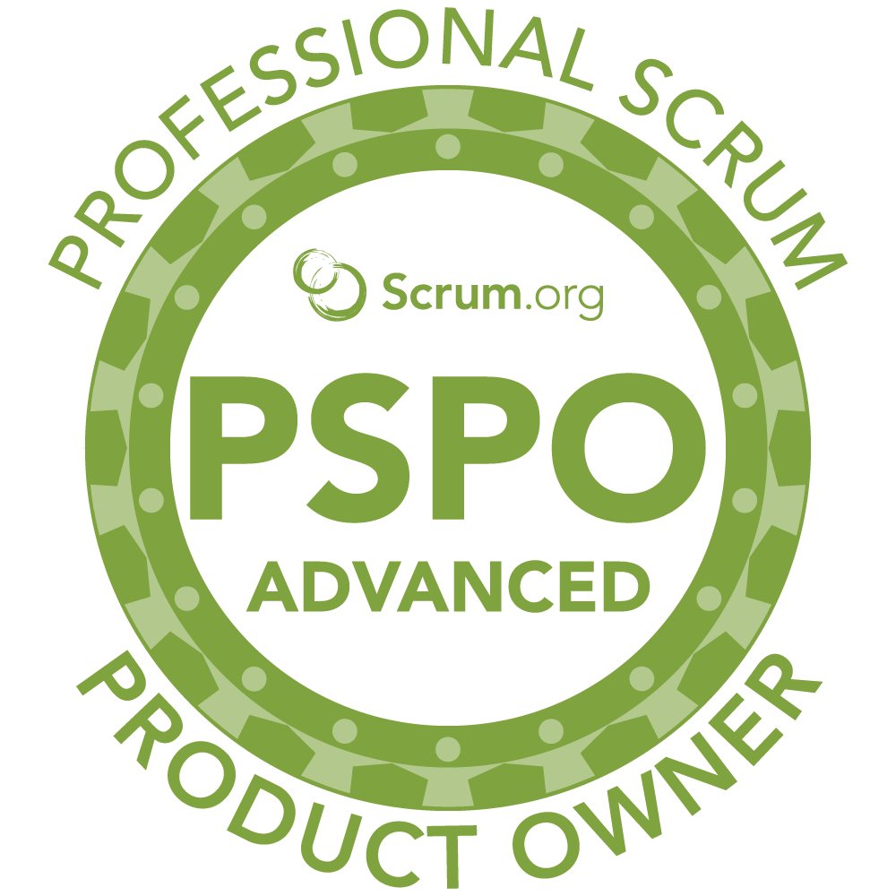 Product Owner - Advanced
